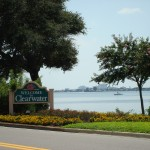 Sign for Clearwater